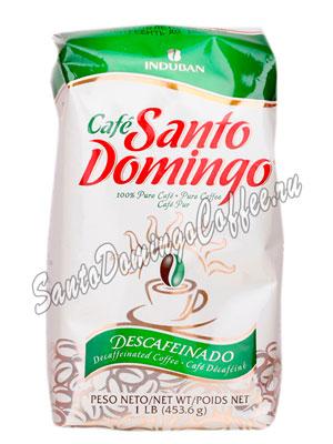 Santo Domingo Puro Cafe Molido без кофеина молотый 454 гр