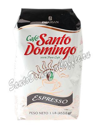 Кофе Santo Domingo молотый Puro Cafe Espresso