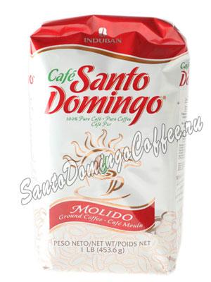 Кофе Santo Domingo молотый Puro Cafe Molido 454 гр